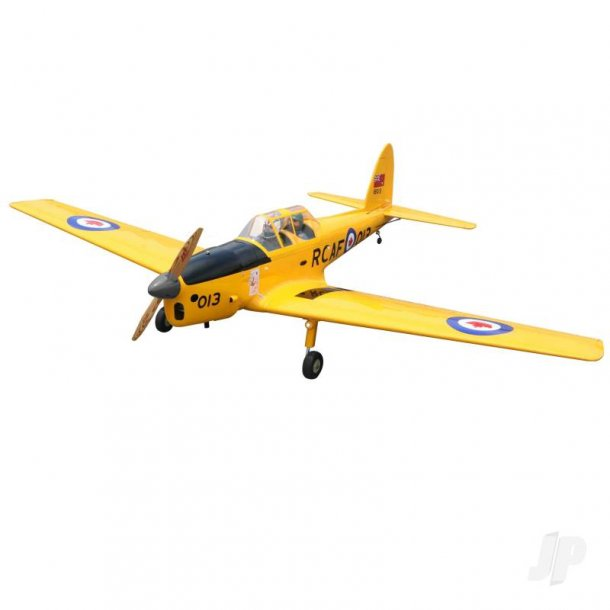 Seagull 80in 20cc DHC-1 Chipmunk 1/5 Scale, Yellow (SEA-304Y)